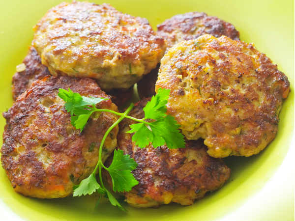 Sprouts Cutlet Recipe
