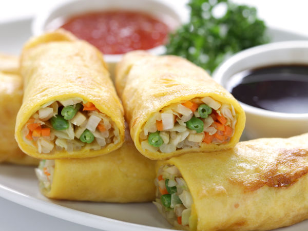 Egg Cheese Roll Recipe For Breakfast