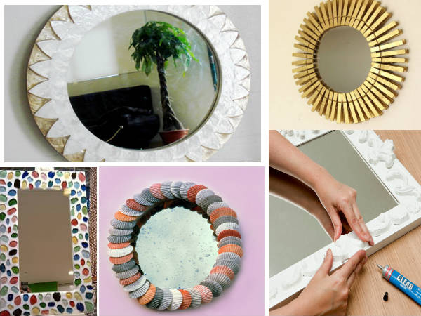 Ways To Decorate Your Mirror Creatively