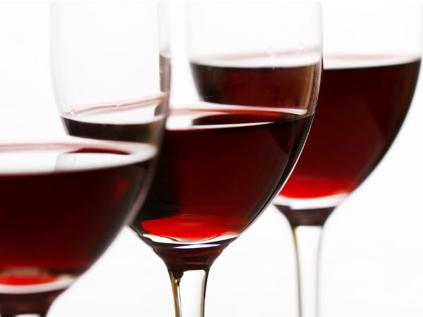 Red Wine For Healthy Heart And Brain
