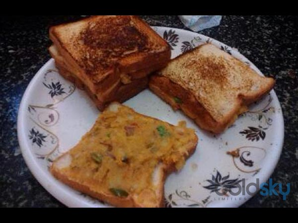 Aloo Bread Toast: Breakfast Recipe