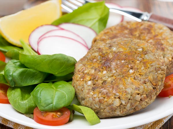 Spinach Cutlet Recipe For Breakfast
