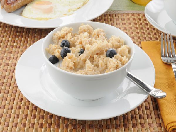 Does oatmeal really lead to weight loss?