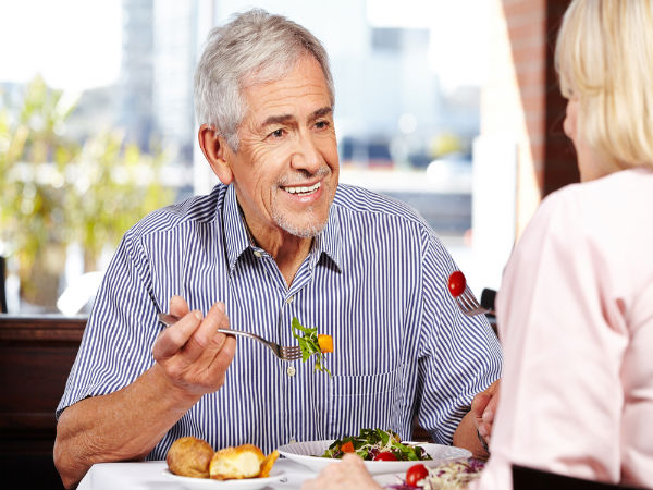 Nutrition tips for men over 50