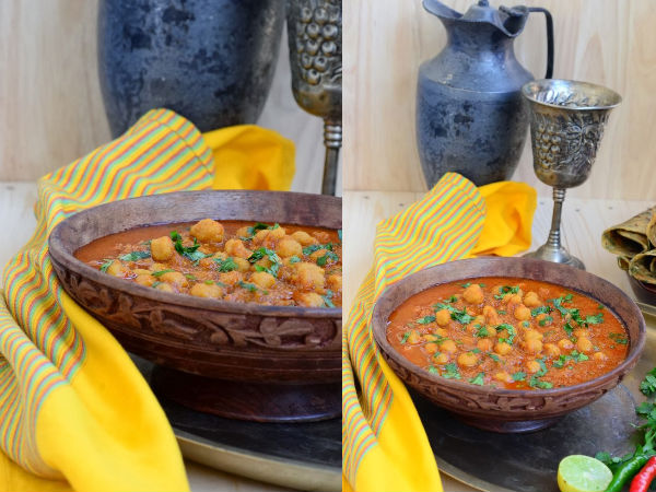 Rajasthani Ram Chane Recipe