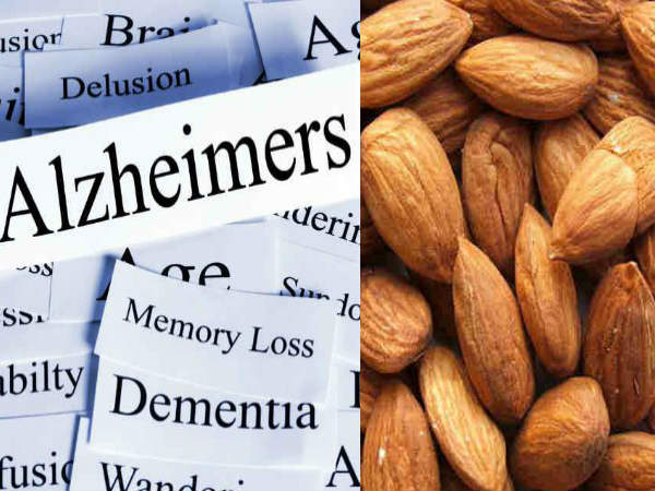 Vitamin E May Slow down Alzheimer's disease