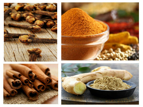 4 Spices that generate heat in this winter