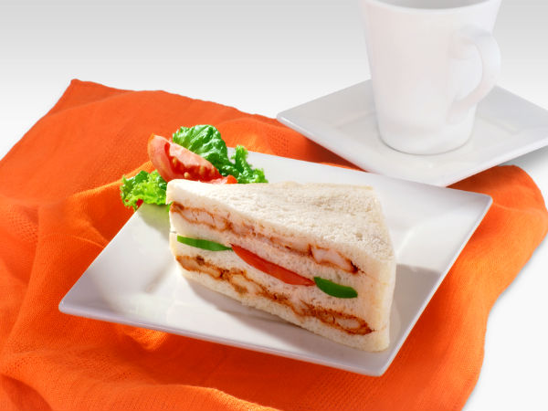 Club Sandwich: Breakfast Recipe