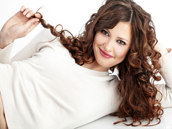 How to manage curly hair in 5 minutes