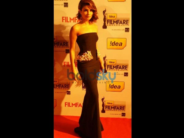 Priyanka Chopra At Filmfare Awards 2014