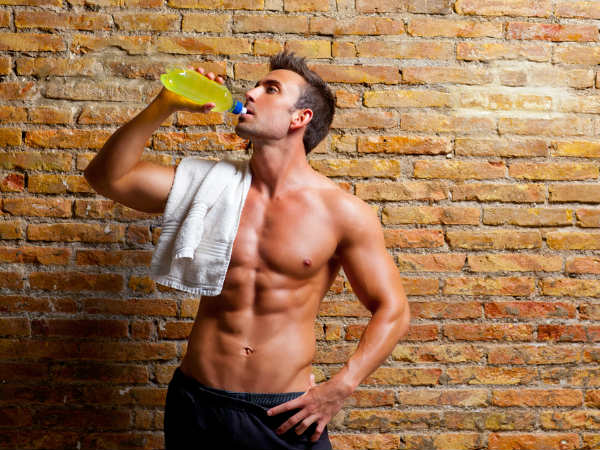 Comparison To Sports Drink Water Is Healthier