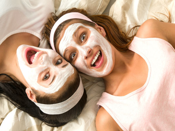 Face masks for the glowing skin