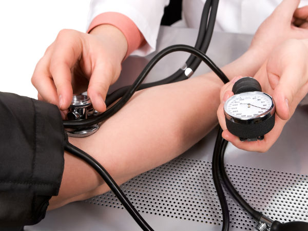 Check BP to lower heart disease risk later