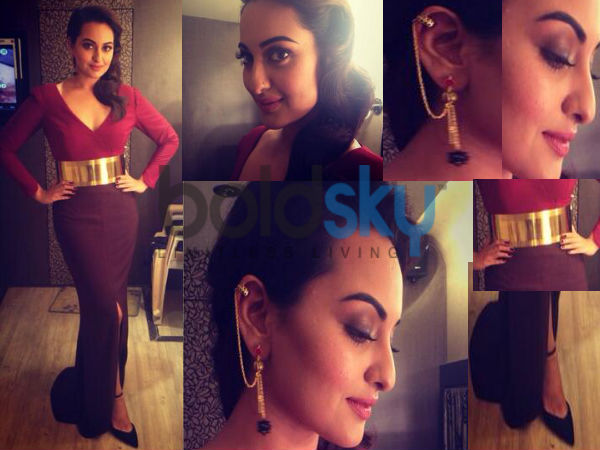 Sonakshi Sinha On Koffee With Karan