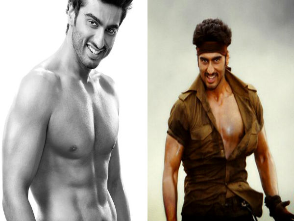 The secret to Arjun Kapoor's six-pack abs