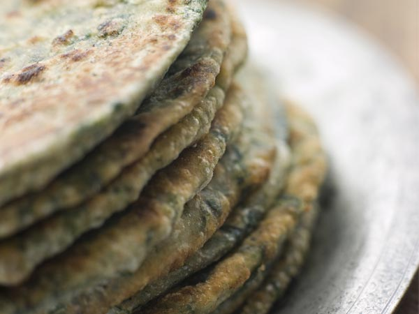 Moong Dal Parantha Recipe