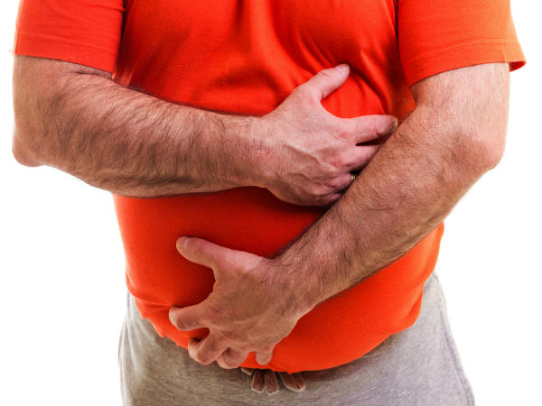 Tummy fat could signal health risks