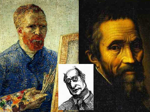 Top 5 Insanely Talented Painters In History