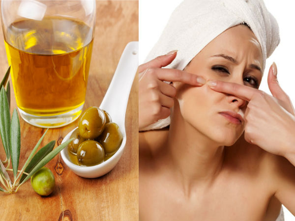 Get Rid Of Acne Scars With Olive Oil