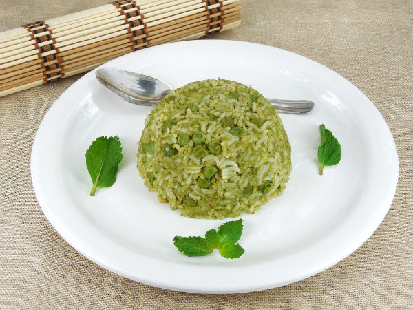Methi Pulao Recipe