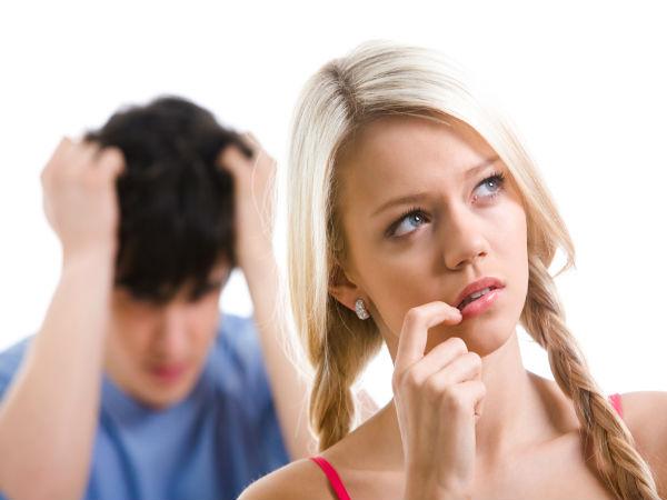 पुरुषों पर सरलता से भरोसा ना करने के 7 मान्य कारण