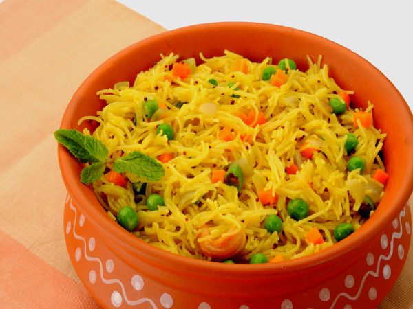 Easy Semiya Upma Recipe For Breakfast