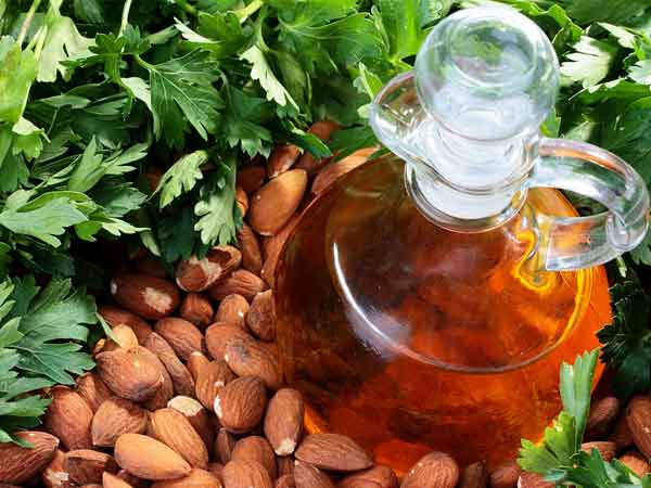 Beauty Benefits: Almond Oil