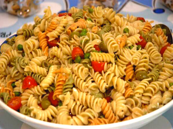 Mint Pasta - Lunch Box Recipe