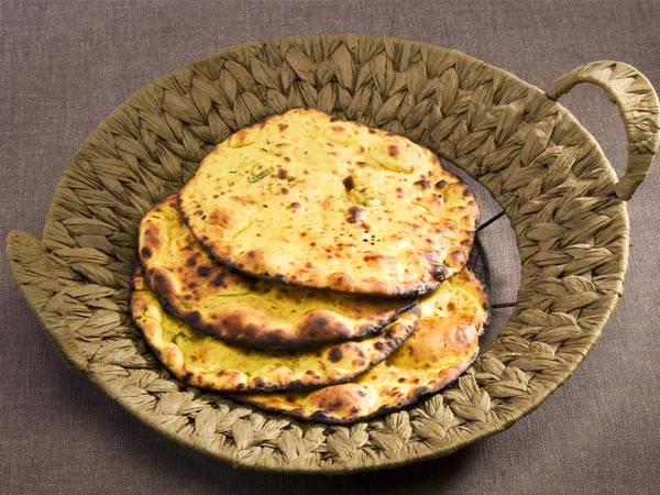 Oats Vegetable Roti Recipe For Breakfast