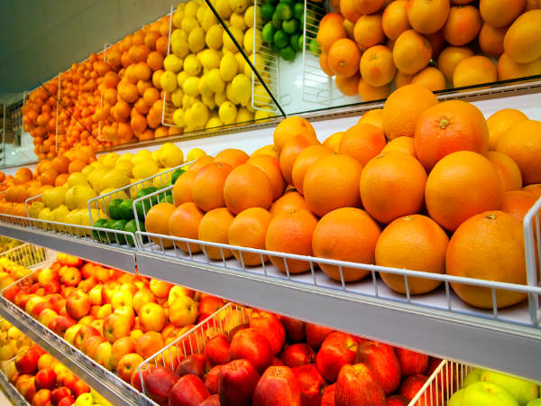wax coated fruits can harm health