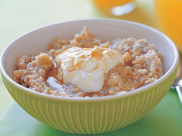 Low Cal Recipe: Multi-Grain Porridge