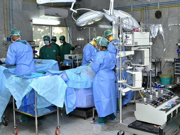 Mumbai: 2.5 kg Tumour Removed From Pregnant Woman