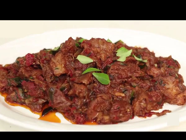 Boneless Mutton Sukka: A Spicy Treat