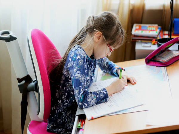 5 Tips For Furnishing The Kids Study Room