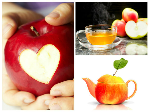 Amazing Benefits Of Apple Tea