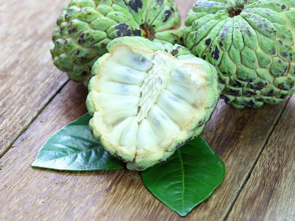 Diabetic Benefits Of Custard Apples