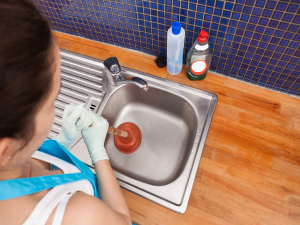 DIY: Ways To Unclog A Sink Naturally