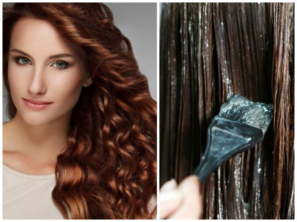 Simple Tips To Apply Hair Colour