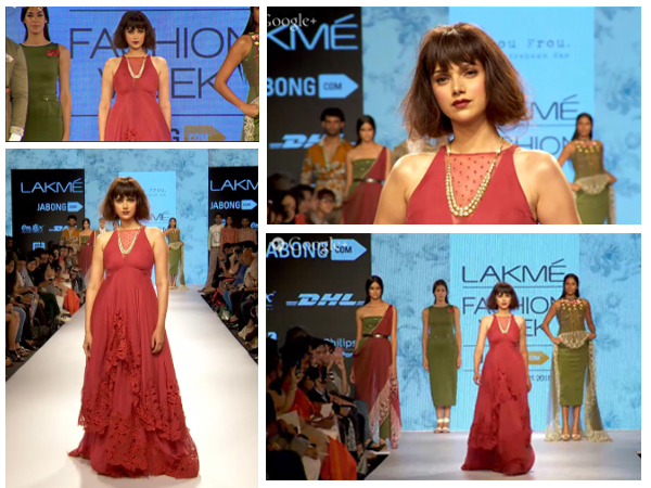 LFW 2015: Archana Rao's Unveiling The Apartment Today