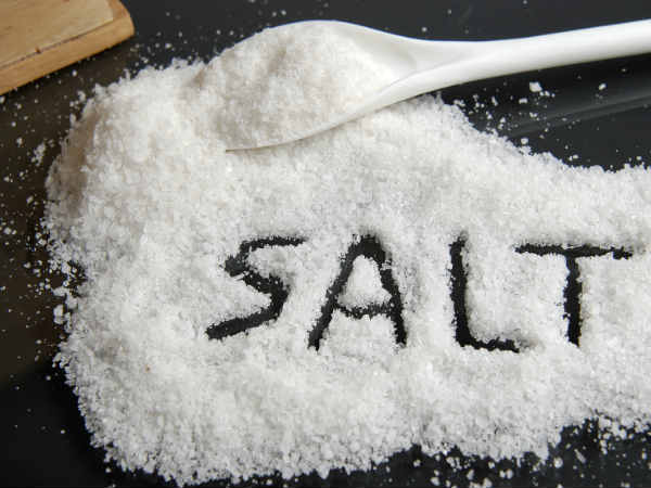 Don't Blame Salt Alone for High BP: Study