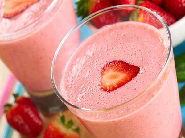Healthy Recipes for Shakes