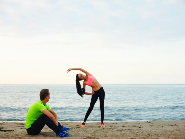 reasons you should date a fitness freak