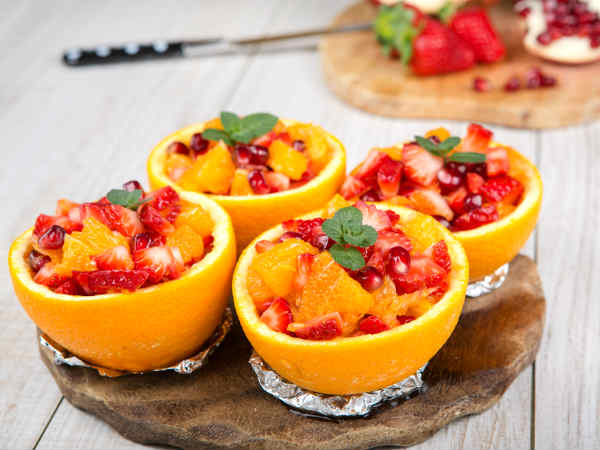 Fruit Salad Recipe For Iftar