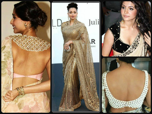 Wearing A Saree? Avoid These 5 Mistakes