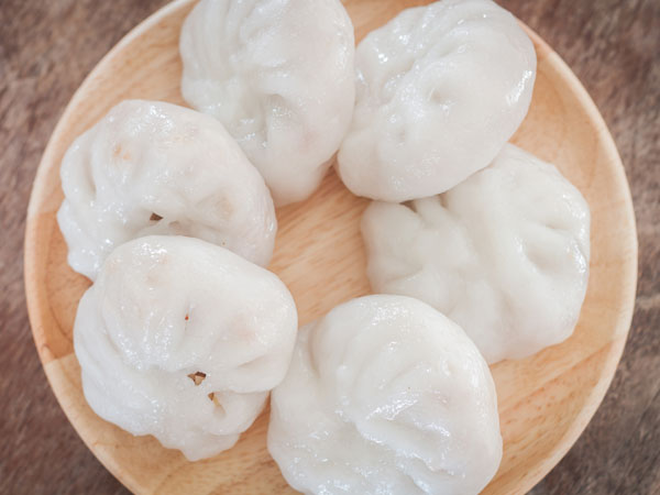 Tasty Steamed Sweet Modakas