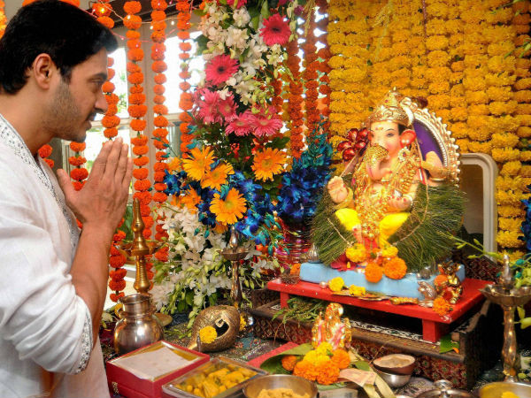 Checklist For Ganesh Chaturthi Puja Table