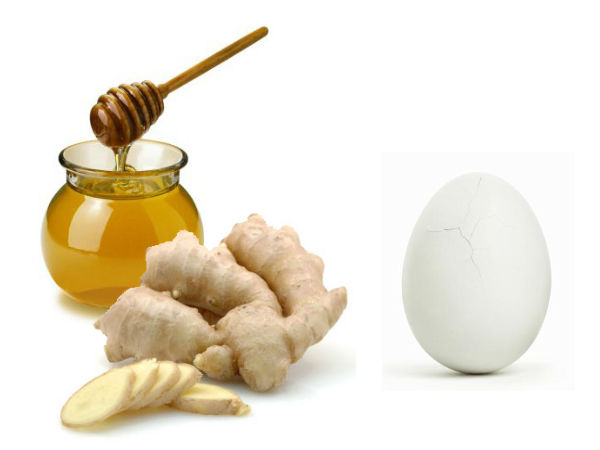 This ginger, egg and honey remedy can help you last longer in bed!