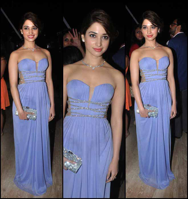 Tamannaah's Greek Goddess Look