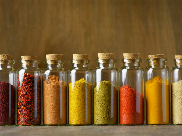 ways to store spices for long