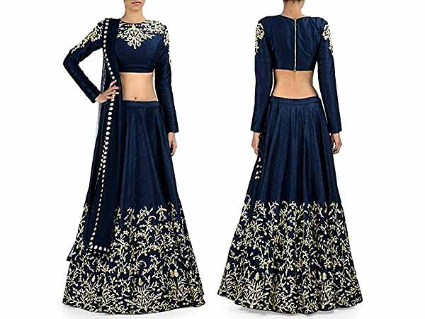 1 Gorgeous Lehengas Under 12000